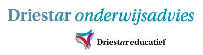 logo Driestar onderwijsadvies